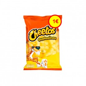 CHEETOS GUSTOSINES €1,00