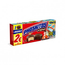 PHOSKITOS PACK 3 €2,00