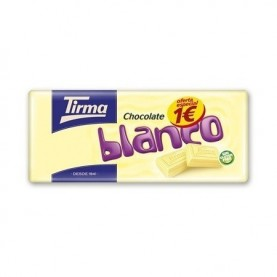 CHOCOLATE BLANCO 1€