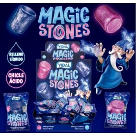 CHICLE MAGIC STONE 200U