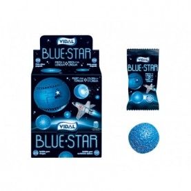 CHICLE BLUE STAR BALLS 200U