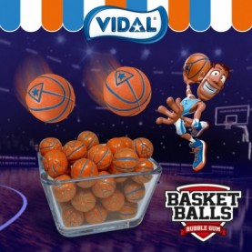 CHICLE BASKET BALLS 200U