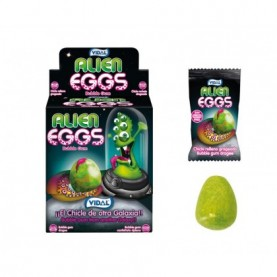 CHICLE ALIEN EGGS 200U