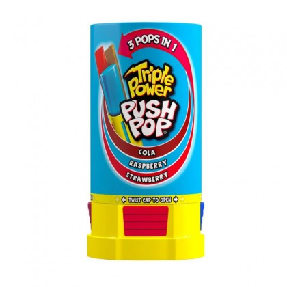 PUSH POP TRIPLE