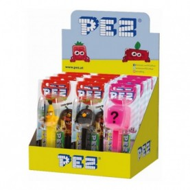 PEZ BLISTER LOL+ANGRY BIRDS