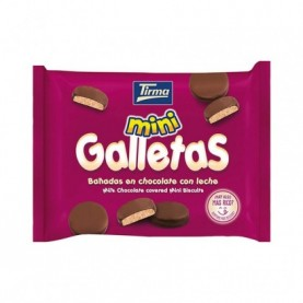 MINI GALLETAS BAÑADAS 60G