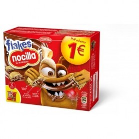 PACK FLAKES NOCILLA 1€