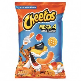 CHEETOS MEGA 4