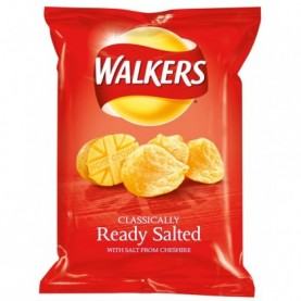 WALKERS READY SALTED