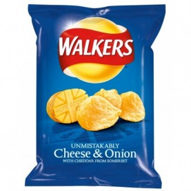 WALKERS CHEESE ONION