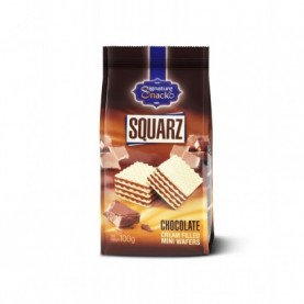 SQUARZ CHOCOLATE 100GR