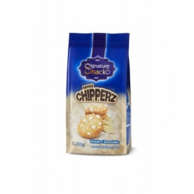 CHIPPERZ CHIPS CHOCOLATE BLANCO 100GR