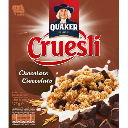 QUAKER CRUESLI FRUTOS SECOS