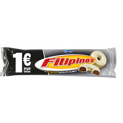 FILIPINOS BLANCO 135 GR 1€