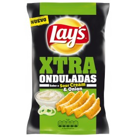 LAY'S XTRA CREAM ONION