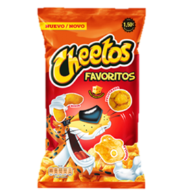 CHEETOS FAVORITOS