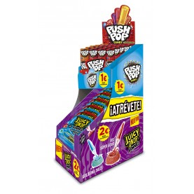 EXPOSITOR PUSH POP JDPP GUMMIES