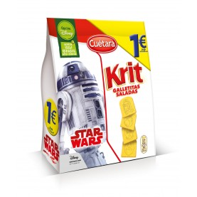 KRIT STAR WARS 175 GR 1€